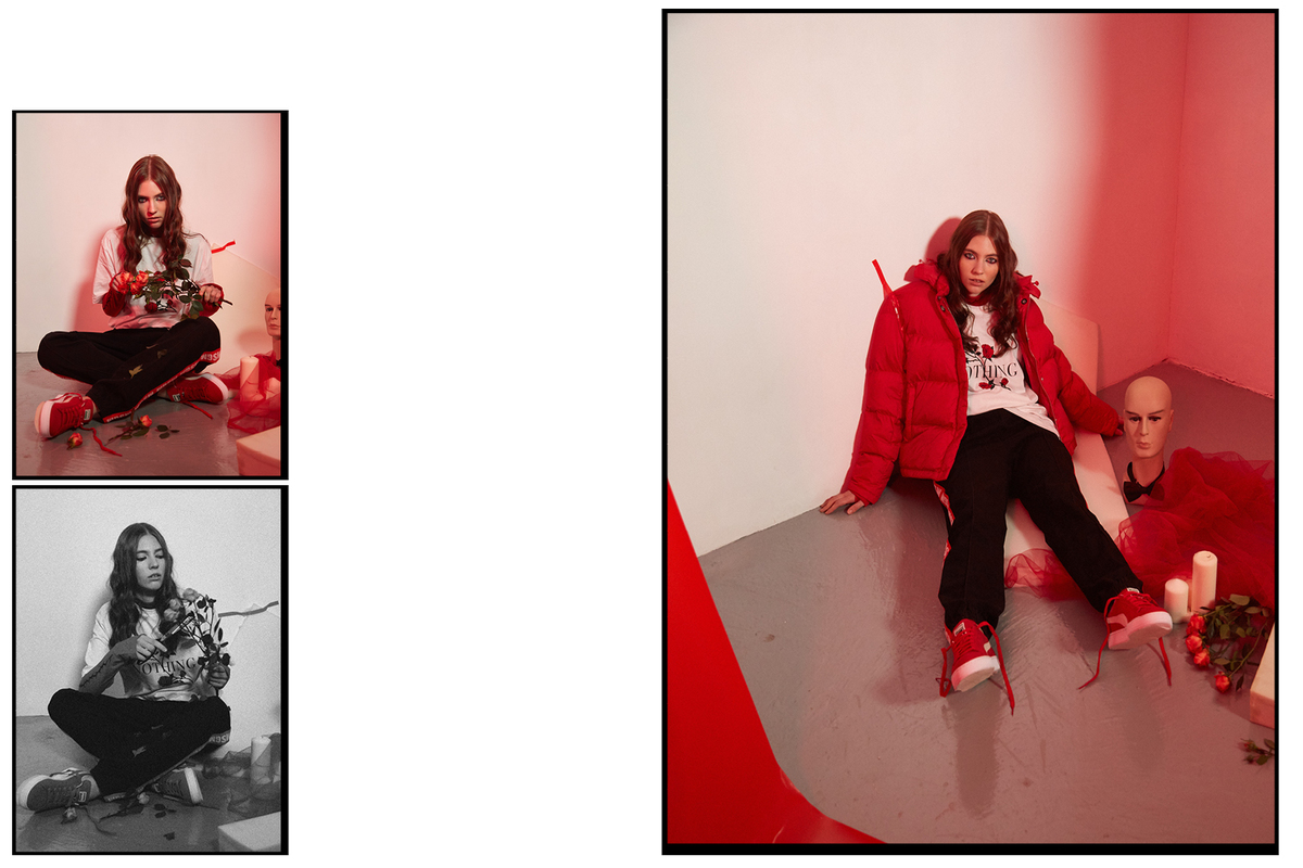 Lonely Hearts Club: HBX Takes On Valentine's In Its Latest Editorial