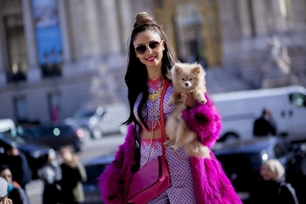 Paris fashion week streetstyle 057