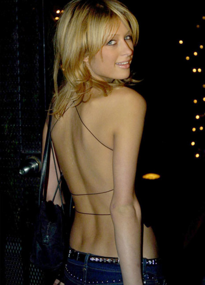 Paris hilton no shame moments 73