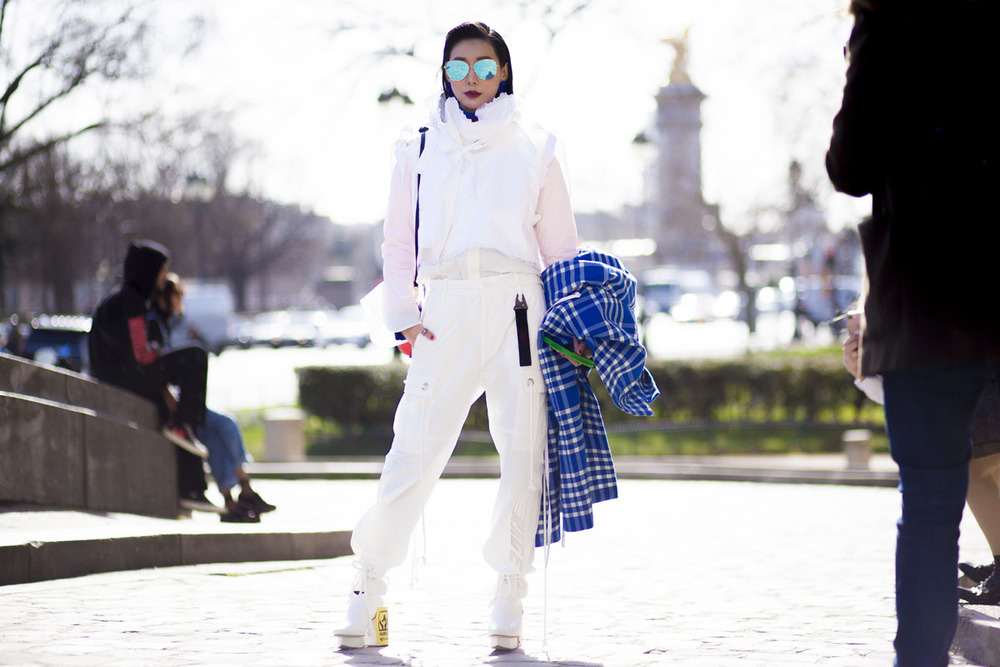 Paris fashion week streetstyle 045