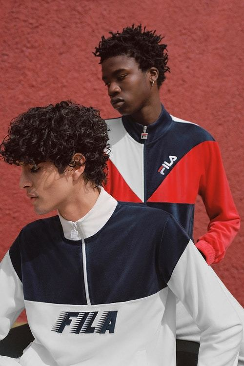 Fila spring summer heritage lookbook 11