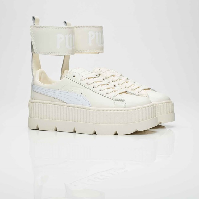 new product af90c 5f394 Which Of Rihanna's 3 Fenty PUMA Ankle Strap Creepers Are You ...