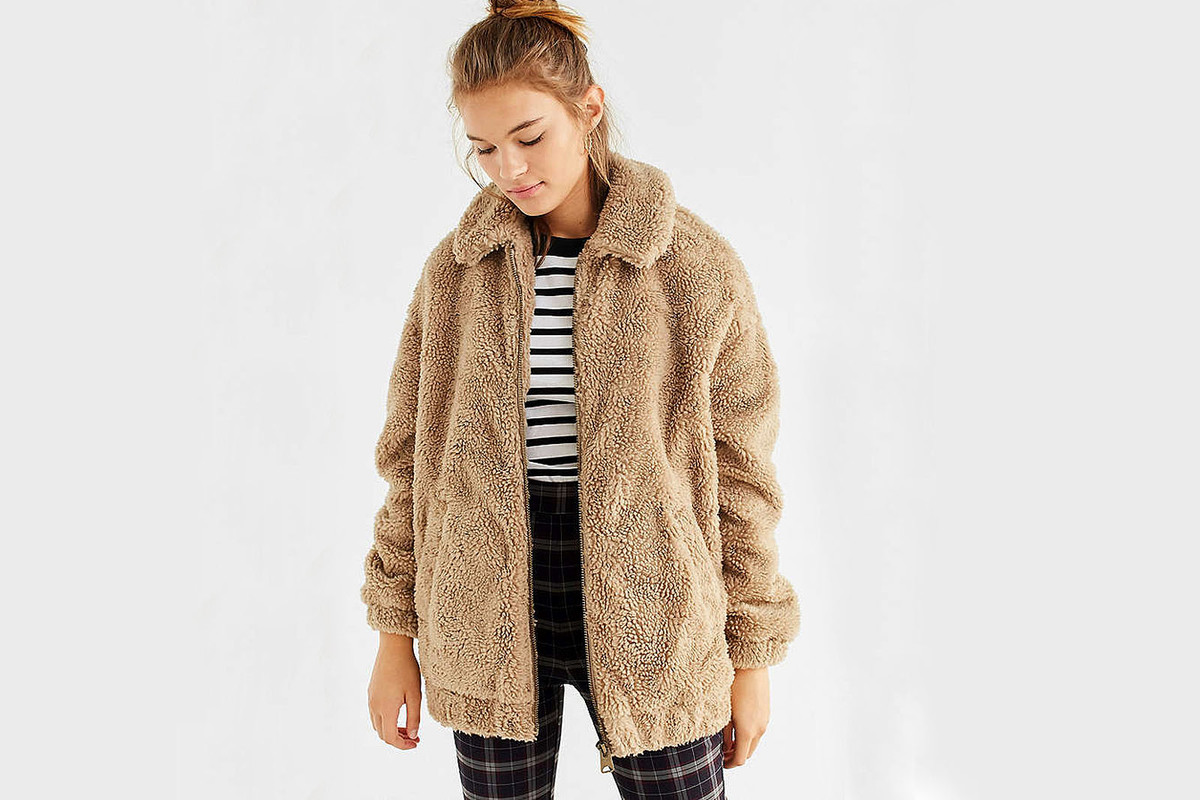 84549dc9427 Where To Shop: Our Top 5 Snuggly Teddy Bear Jackets Where To Shop ...