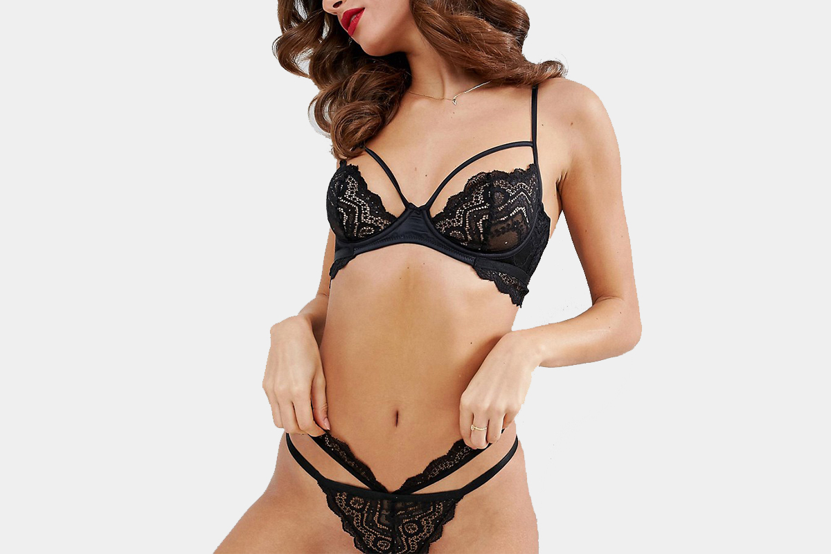 105c1f0b3 10 Lingerie Items For When You re The Gift To Be Unwrapped 10 ...