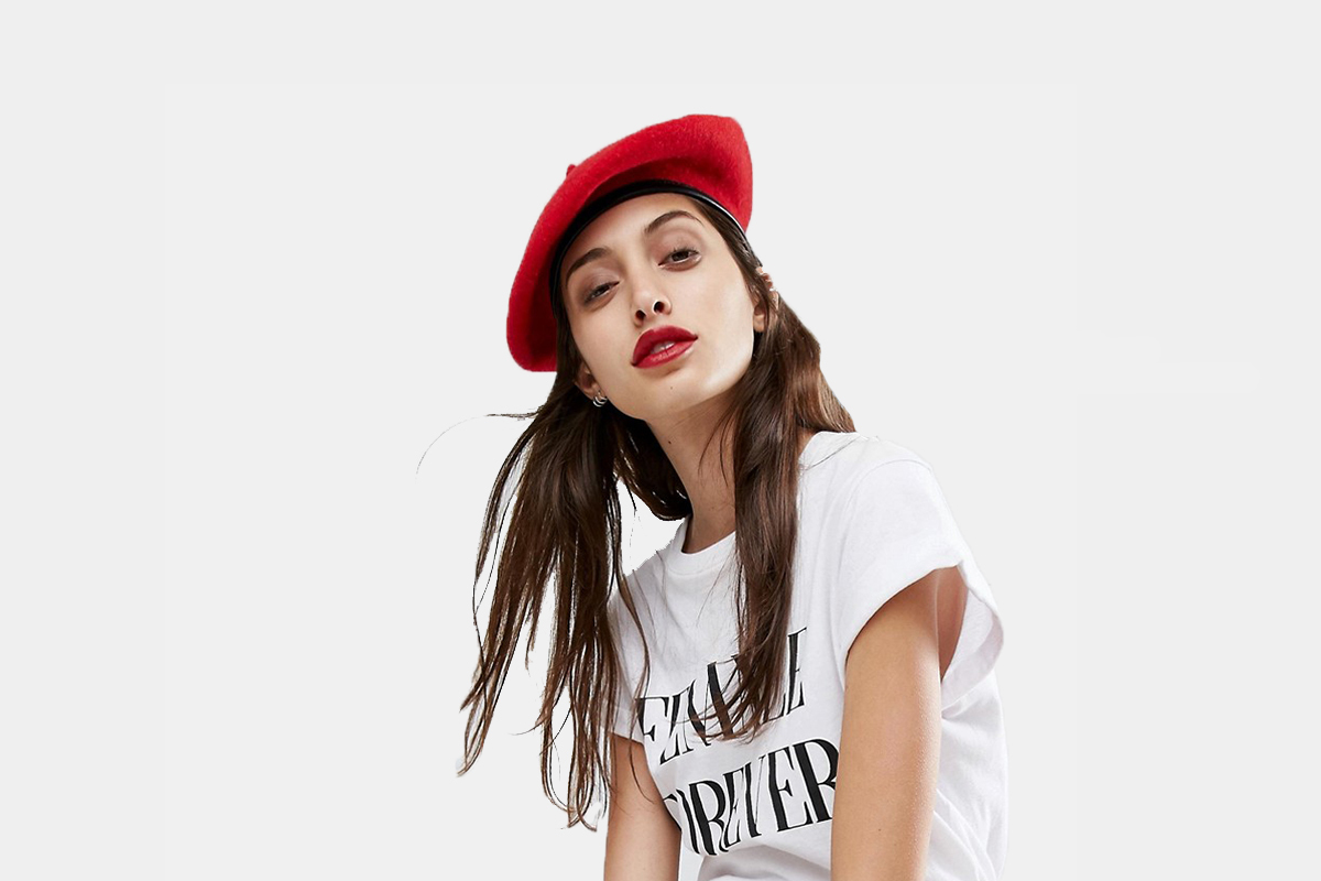Channel Your Inner French Girl With These 5 Cute Berets