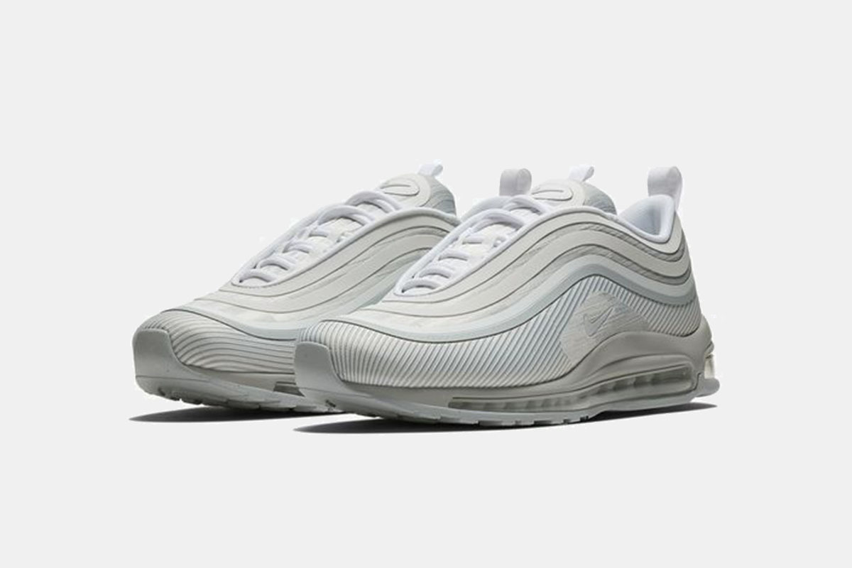 timeless design 77a60 4c79e Did we already talk about Nike s thing with vegan-friendly shoe s for men  only  Yeah, the Air Max 97 Ultra  17 is one of them as well.