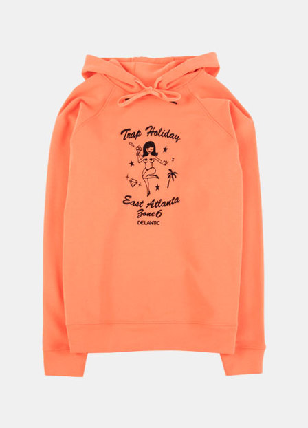 Trap Holiday Fleece Hoodie